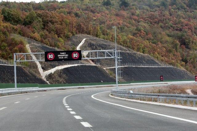 Šta 56 kamera na auto-putu Beograd–Niš neće raditi