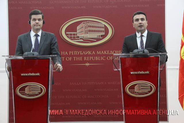 Šta Amerika kaže o novom imenu Makedonije?