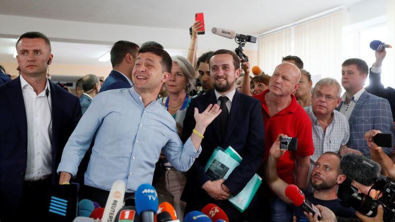 Šta Ukrajini donosi izborna pobeda partije Sluga naroda?