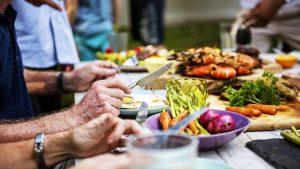 Šta da radite ako ne možete da se kontrolišete blizu hrane?
