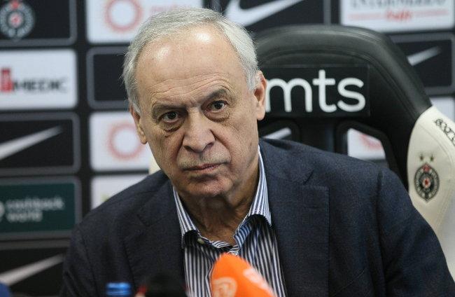 Šta je Partizan poslao u UEFA kao prvi odgovor na kaznu i čega se Vučelić plaši?