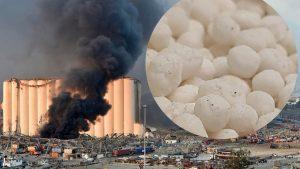 Šta je amonijum nitrat – hemikalija koja je potencijalni uzrok eksplozije u Bejrutu