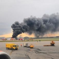 Šta je prethodilo tragediji u Moskvi? Objavljen razgovor pilota i kontrolora leta nakon čega se avion zapalio