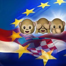 Šta je trulo u državi Hrvatskoj? Dok bi Srbe da ubijaju i kolju Evropa ćuti, ne vidi i ne čuje -  a šta da je suprotno?