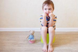 Šta kada dete počne da piški u gaćice?