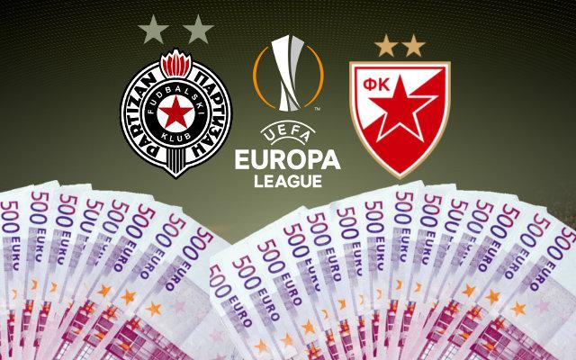 Šta kažu bukmejkeri - Kakve su šanse večitih u Ligi Evrope?