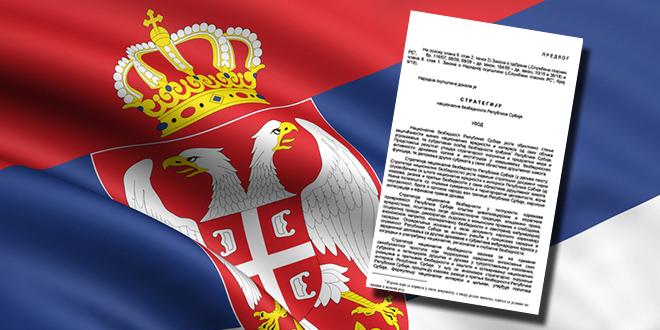 Šta predviđa nova Strategija nacionalne bezbednosti Republike Srbije?