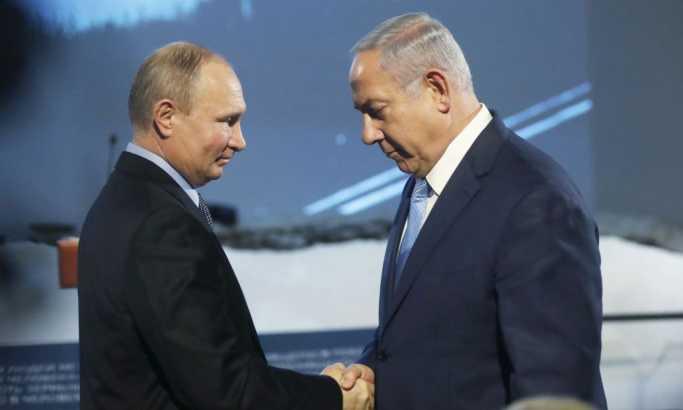 Šta su se dogovorili Putin i Netanjahu?