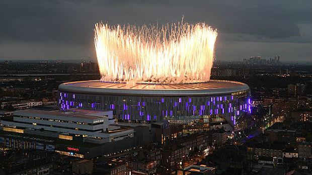 Stadion Totenhema: Jedinstveni glamur od milijardu funti