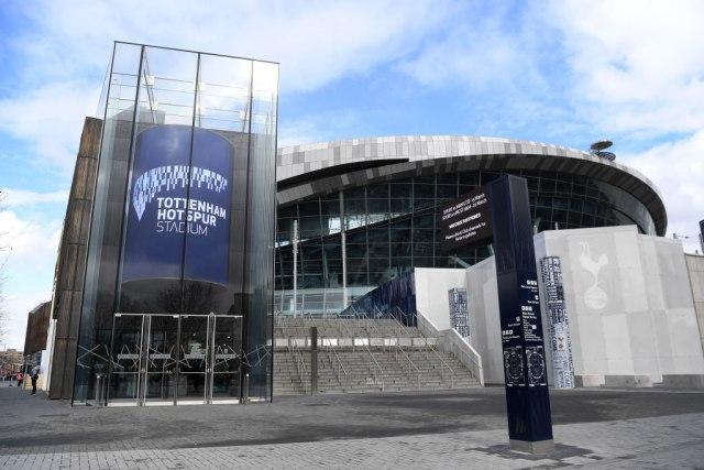 Stadion Totenhema postaje privremena bolnica