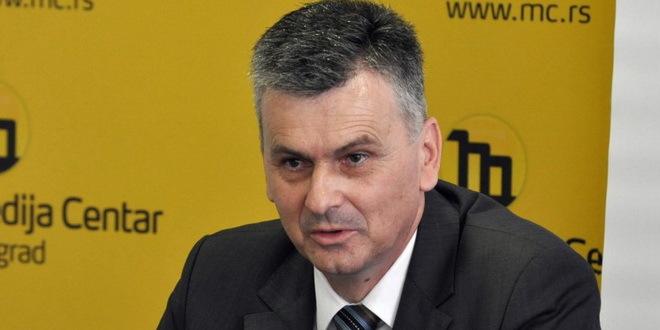 Stamatović: Vučić da posreduje u dijalogu vlasti i opozicije