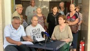Stanari hotela Bristol štrajkuju glađu