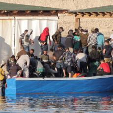 Stanje sa brojem migranata u Grčkoj se DRASTIČNO PROMENILO: Razlika je 30 odsto
