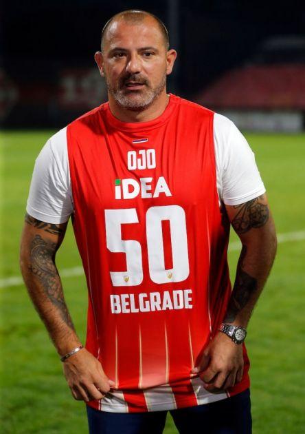 Stanković posle utakmice u dresu Odža FOTO