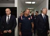 Zvezda počela pripreme bez Borjana, Stanković prozvao 27 igrača