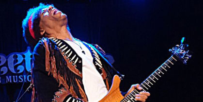 Stanley Jordan svira Hendrixa!
