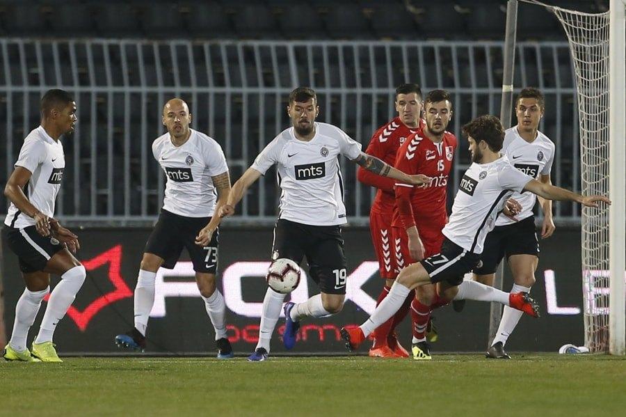 Stanojević: Veliki ispit za nas u Nišu; Đuričić: Respektujemo Partizan