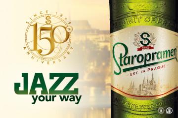 Staropramen te vodi na koncerte: Osvojte karte za 35. Beogradski džez festival!