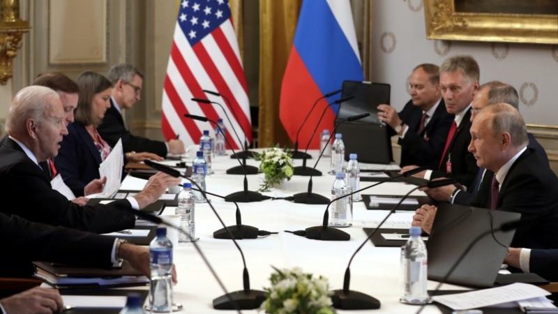 Stavridis: Bajden predočio Putinu jedinstven stav Zapada prema Kremlju