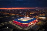 Steaua otvara velelepni stadion, prvi gost – OFK Beograd