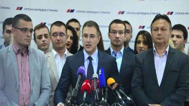Stefanović: Izbor Vučića je opredeljenje za budućnost
