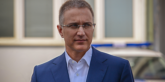 Stefanović: Lažna vest da se danas uvodi celodnevni policijski čas