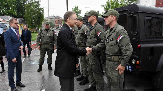Stefanović: Migracije u Obrenovcu stavljene pod kontrolu