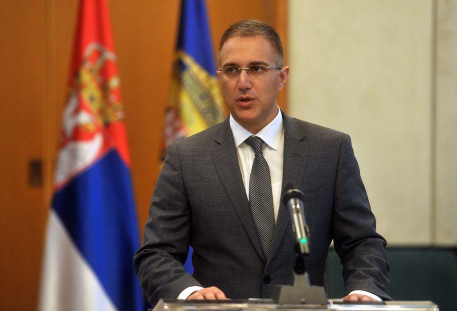 Stefanović: Mislim da imamo identitet osobe koja je pretila Vučiću