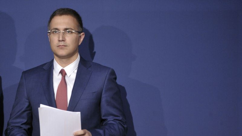 Stefanović: Napadi na policajce nedopustivi