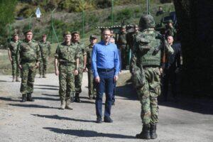 Stefanović: Naš narod niko neće ugrožavati, niti govoriti gde ćemo u centralnoj Srbiji da koristimo svoje snage