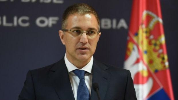 Stefanović: Nasilje neprihvatljivo, Rističević nije imao nož