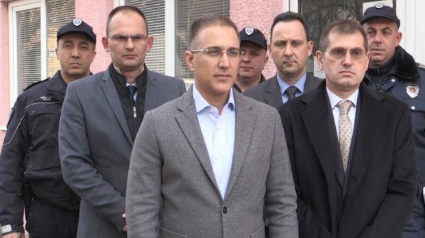Stefanović: Nećemo dozvoliti da neko pokuša da iseli Srbe