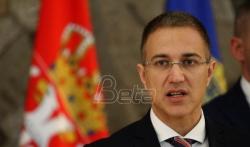 Stefanović: Od početka godine policija zaplenila više od tri tone droge i uhapsila 670 dilera