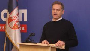 Stefanović: Pojedini članovi kriznog štaba glavni krivci za trenutno loše stanje