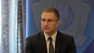 Stefanović: Policajci su tihi junaci, svakog trenutka štite zemlju i građane
