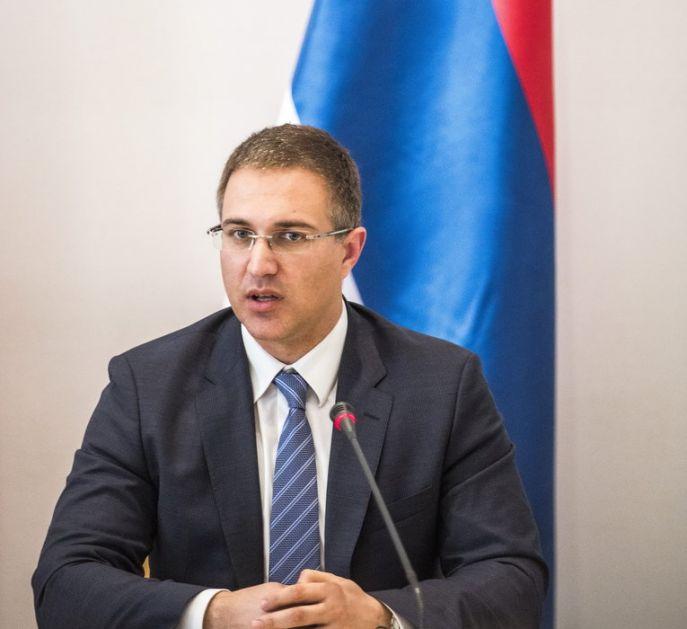 Stefanović: Policija posvećena suzbijanju kriminala