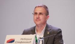 Stefanović: Policija zna ko je pretio porodici predsednika Srbije
