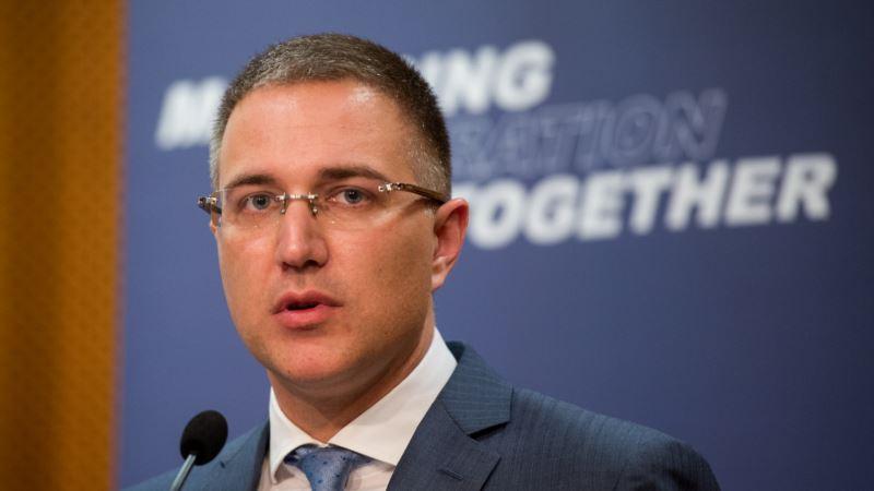 Stefanović: Protesti protiv izornih rezultata su politički