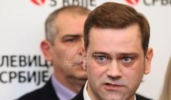 Stefanović (SSP): Odlazeći ambasador EU Sem Fabrici svojom izjavom pravda nenarodni režim SNS-a