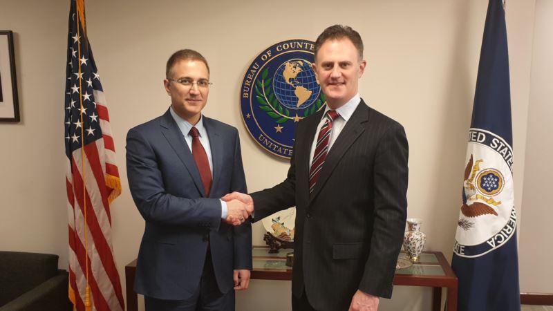 Zvaničnik SAD: Srbija dobro brani granice Evrope od terorizma
