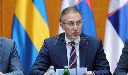 Stefanović: Snagom argumenata možemo osujetiti nameru Kosova da udje u Interpol