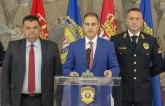 Stefanović: Stopa kriminala u Beogradu manja za 14,8 odsto