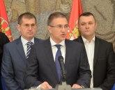 Stefanović: Strane službe pojačale delovanje ka Srbiji