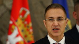"""Stefanović: Svi znaju na šta se misli kada se kaže """"cev u glavu"""""""