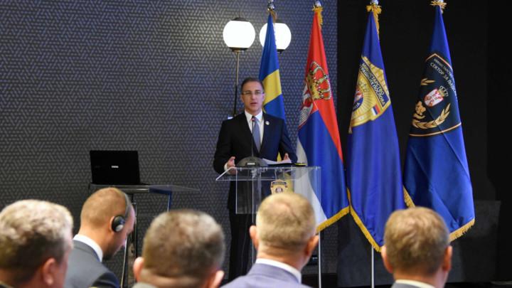 Stefanović: Učinjene značajne reforme u MUP