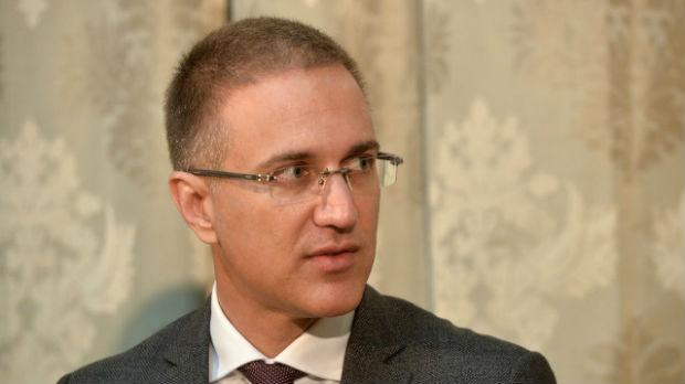 Stefanović: Za nekoliko dana odgovoriću na optužbe