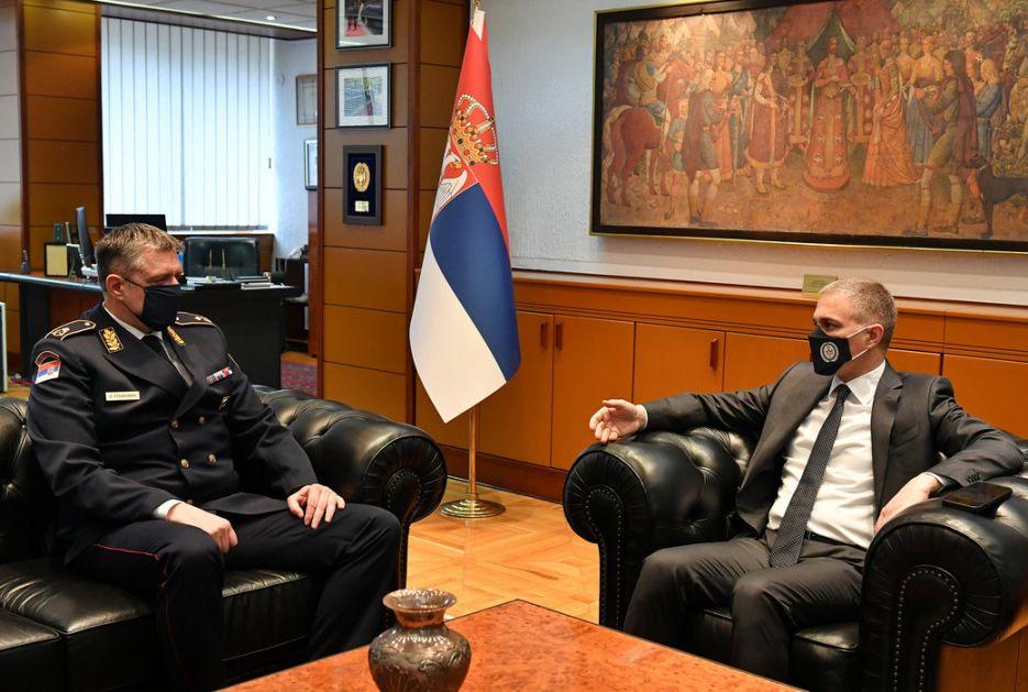 Stefanović čestitao Dan Vojnoobaveštajne agencije