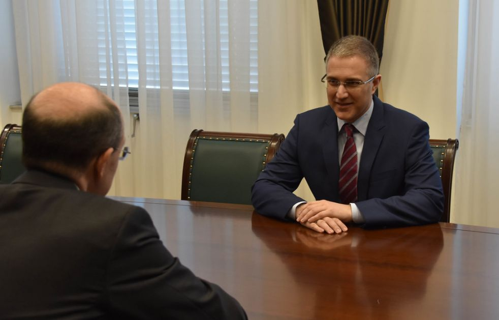 Stefanović na čelu radne grupe o izbornim uslovima