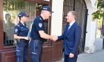 Stefanović obišao Kuću bezbednosti u Pančevu