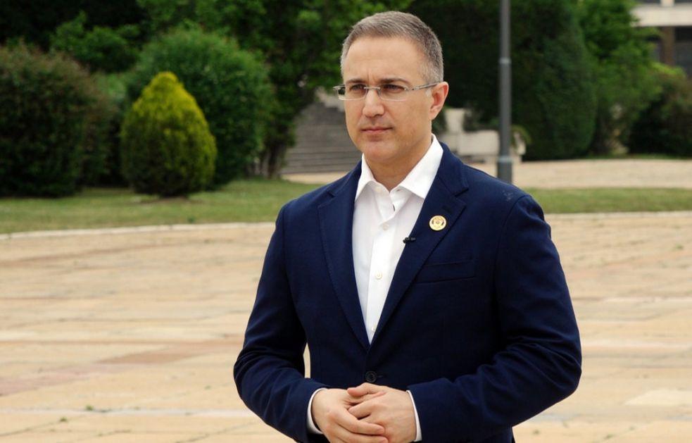 Stefanović sa šeficom UNDP o rodnoj ravnopravnosti